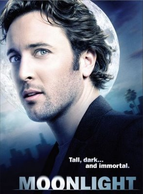 Mick St John Alex O'Loughlin Moonlight TV Show Series Promo Photograph Billboard Image
