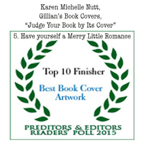 2015-Top10 Finisher Best Book Cover